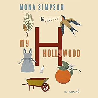 My Hollywood audiobook cover art