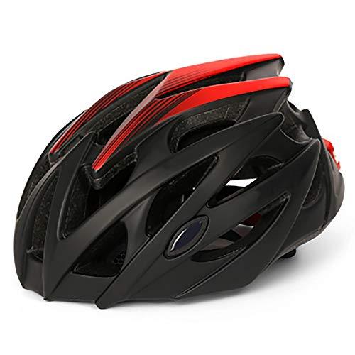 BANGSUN 1PC Ciclismo de Montaña Casco de Bicicleta Insectos Red Sensor Inteligente...