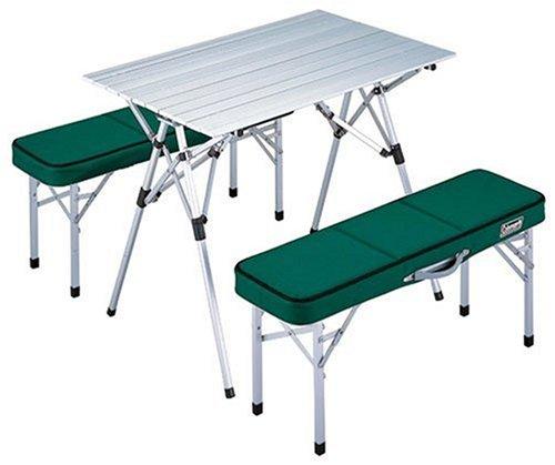 コールマン ピクニックテーブルセット