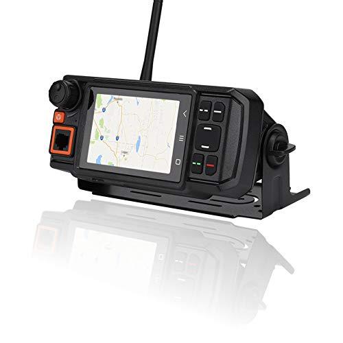 Denash Auto GPS Android Autoradio, 4G-W2plus LTE-Netzwerkradio für Android 7.0 Smart Mobile Radio GPS Globale Kommunikation