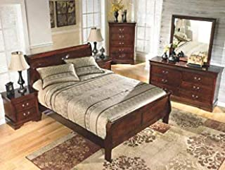 Amazing Buys Alisdair Bedroom Set by Ashley Furniture - Includes California King, Dresser and Mirror