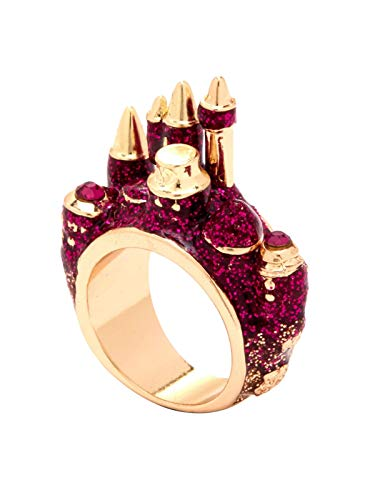 Beauty And The Beast Her Universe Castle 3D Ring Size: 7