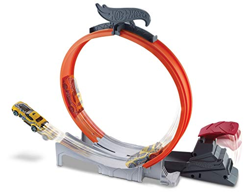 Hot Wheels FTH82 - Classic Stunt Looping-Held Set
