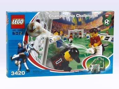 LEGO Sports Fußball 3420 - Arena der Champions II