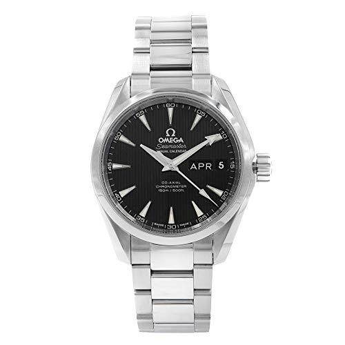 Omega Seamaster Aqua Terra calendario annuale in acciaio orologio da uomo 231.10.39.22.01.001