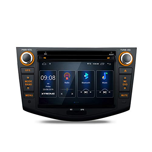 AUTORADIO XTRONS Android 10 per Toyota RAV4 Prado Corolla Vios Hilux Terios Fortune Vitz Avanza