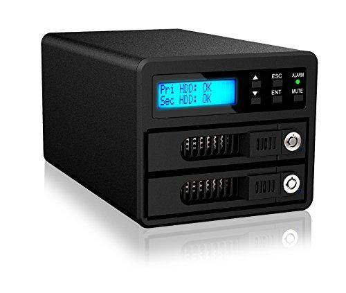 Raidon GR3680-SB3 RAID Subsystem für 2x 2,5