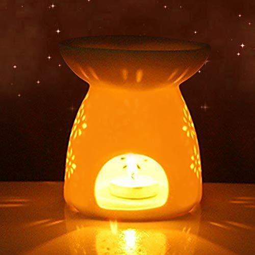 Focket Aromabrenner Nachtduftlampe velas Weihrauch Duftlampe Nachtlicht para dormitorio