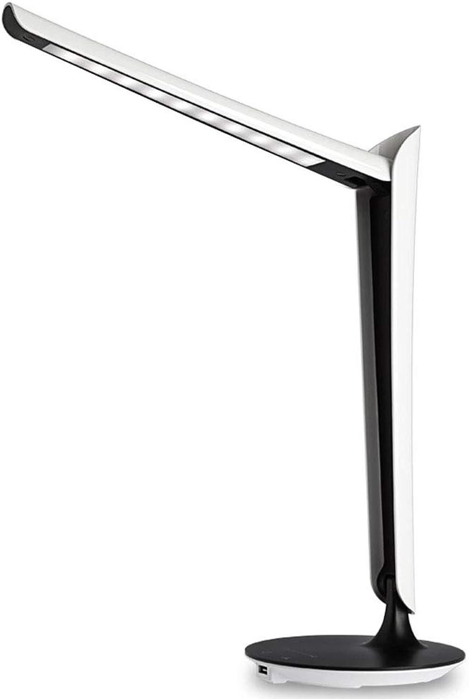 Lu LED-Tischlampe, Arbeit Lernen Augenschutz Klapptisch Lampe 12W Touch Dimming Farbe Mit USB-Ausgang Tischlampe B07JLY7LQJ | Einzigartig
