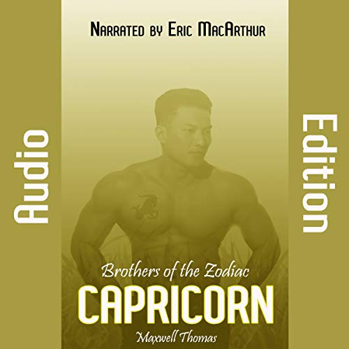 Capricorn (Brothers of the Zodiac) audiobook cover art