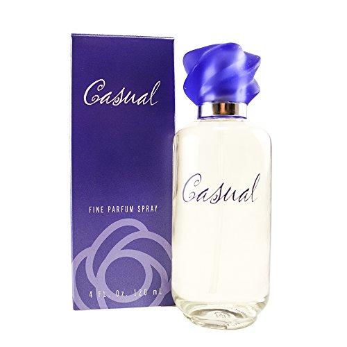 Paul Sebastian CASUAL Perfume For Women, Fine Eau de Parfum Spray, 4 oz (CB25)