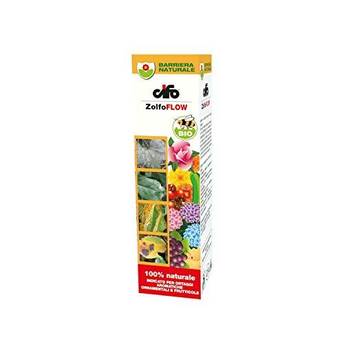 CIFO soufre Flow 200 ML pour orticole frutticole aromatiques ornementales permis en Agriculture Biologique à Base de soufre