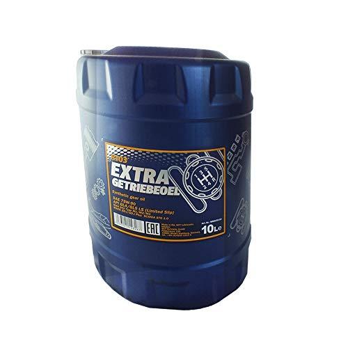Mannol extra getriebeoel 75w-90 api gl 4/gl 5 ls MN8103-10