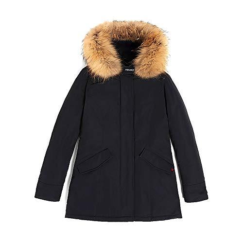 WOOLRICH Parka Luxury Arctic WWOU0296FR Black Size:L