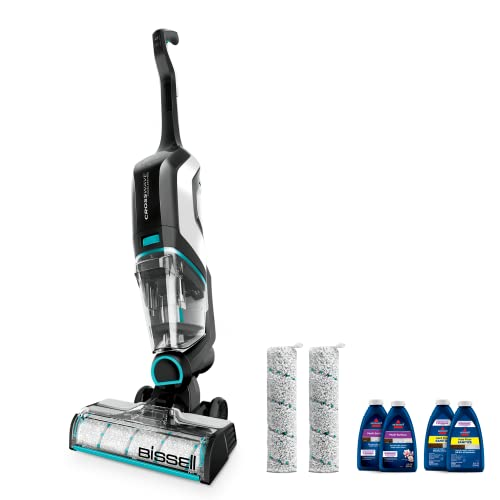 Bissell CrossWave Cordless Max Vacuum Review