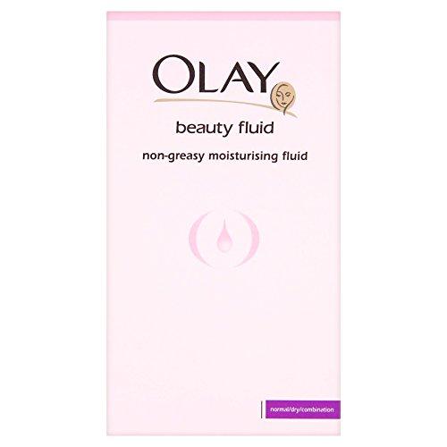 Preisvergleich Produktbild 6 x Olay Beauty Fluid Non-Greasy Moisturising Fluid Normal / Dry / Combination 100ml