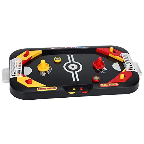 Lecxin Ice Hockey Toy, Intelligence Desktop Ice Hockey, Children Camping for Home Traveling Party