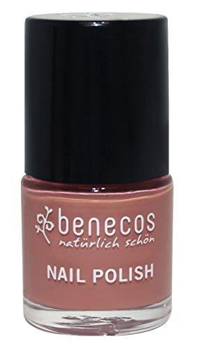 Vernis à ongles Benecos, Rose Passion, 9 ml