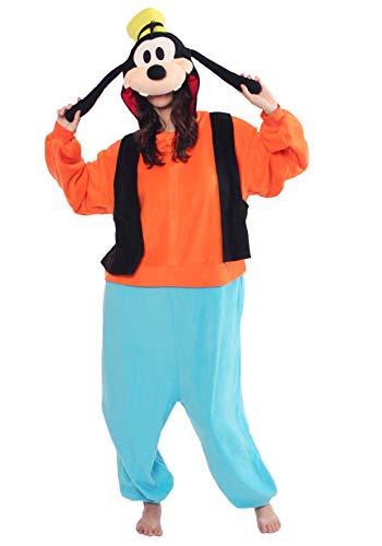 Genuine Kigurumi Disney Goofy By the Original Creator Sazac in Japan / Adult ... (japan import)