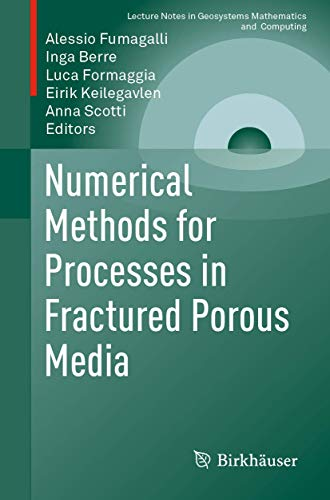 Numerical Methods for Processes in Fractured Porous Media (Lecture Notes in Geosystems Mathematics and Computing)