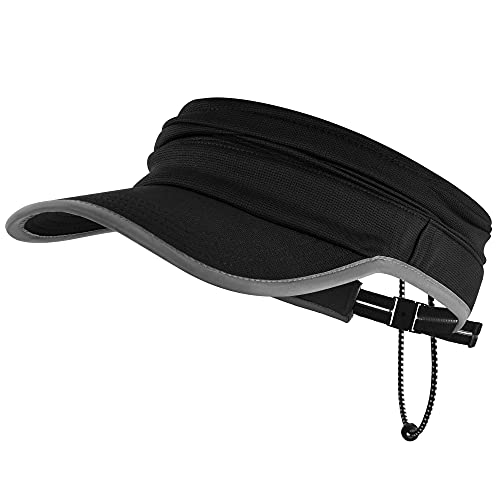 Athletic Visoren Mesh Visor Cap Cool Mode Sonnenblende Kappe Verstellbar Herren Damen für Baseball Tennis Golf Beach Laufen