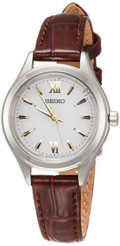 [セイコーウォッチ] 腕時計 セイコー セレクション SWFH115 レディース ブラウン