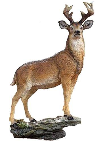 Napco Standing Deer Figurine