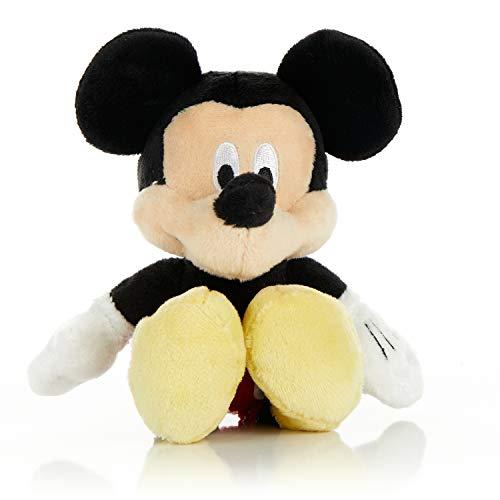 아이 선호 디즈니 아기 미키 마우스 박제 동물 플러시 장난감 미니 징글 러 6.5 인치