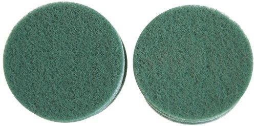 Festool 496510 - Vellón lijar STF D125/0 green/10