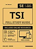 TSI Full Study Guide 2nd Edition: Complete Subject Review for the Texas Success Initiative Assessment with Video Lessons, 3 Full Practice Tests Online ... Realistic Questions, PLUS Online Flashcards