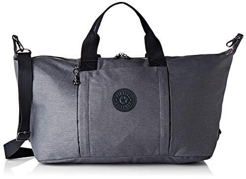 Kipling BORI Bolsa de Viaje, 71 cm, 49 litros, Negro (Charcoal)