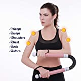 KimFit Arm Workout Equipment - Upper Body Exercise for Women Tones Strengthens Arms Biceps Shoulders...