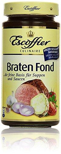 Escoffier Braten-Fond, 3er Pack (3 x 400 ml)