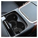 ZZXL 1 unids Coche Antideslizante Almohadilla de Agua Taza de Botella del Soporte de la Estera Accesorios para Hyundai Genesis I10 I20 I30 I40 IX20 IX35 Acento Azera Elantra (Style : For Buick)