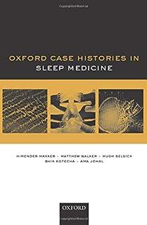 Sleep Medicine (Oxford Case Histories