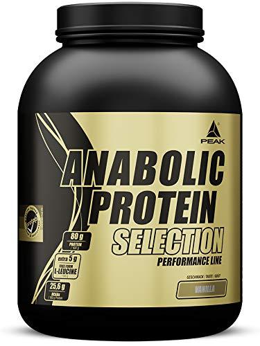 PEAK Anabolic Protein Selection Vanilla 1800g