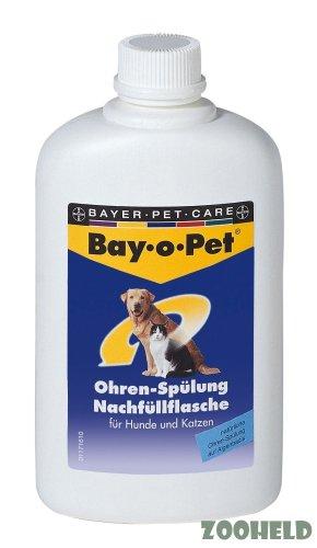 Bay O Pet Ohrreiniger Nachf�llflasche, 250 ml
