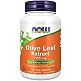 Best Naturals Olive Leaf Extracts - Now Foods Supplements, Olive Leaf Extract 500 mg Review