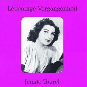 Lebendige Vergangenheit - Jennie Tourel
