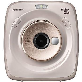 Fujifilm Instax Square SQ20 Instant Film Camera - Beige
