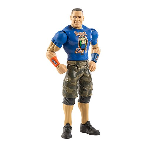 WWE FMD65 Figur, Colours and Styles May Vary