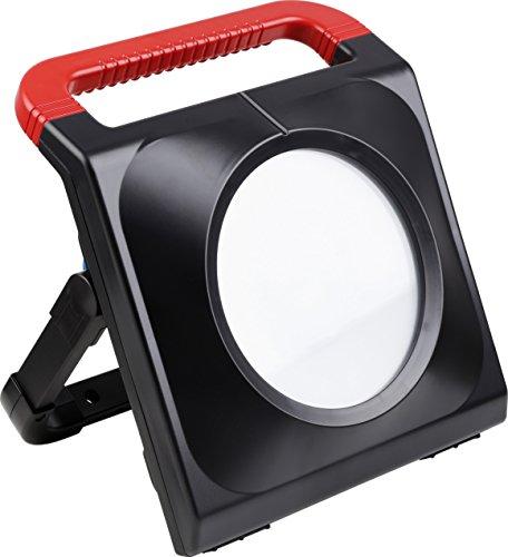 Meister LED-spot voor buiten - 50 Watt - spatwaterdicht - 3 m snoer - Extra grote lamp - draaggreep - 4300 lumen/mobiele bouwlamp/outdoor werklamp / 7490010