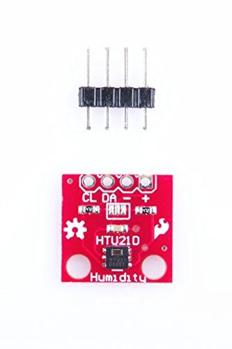KNACRO HTU21D Temperature and Humidity Sensor Module Upgrade Section Precision sensors
