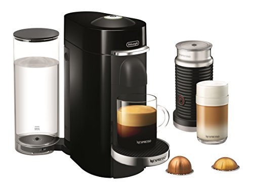 Buy Bargain Nespresso VertuoPlus Deluxe Coffee and Espresso Machine by De'Longhi