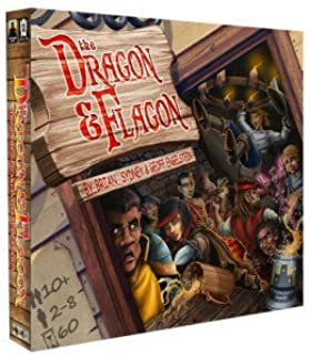 Stronghold Games The Dragon & Flagon Board Game