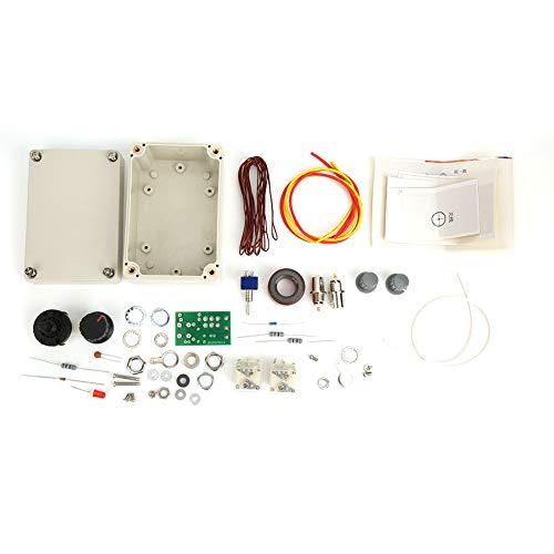 Homeriy 1-30Mhz Antena Sintonizador Kit DIY Manual Voltaje Standing-Wave Ratio Módulo de torneado