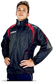 LEGEA Smanicato Artico Tornado Gilet Uomo Donna Sport Calcio Free Time Giubbino Jacket//Pegashop