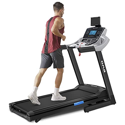 OMA Treadmill for Home 5925CAI with 3.0 HP 15% Auto Incline 300 LBS Capacity Folding Exercise...