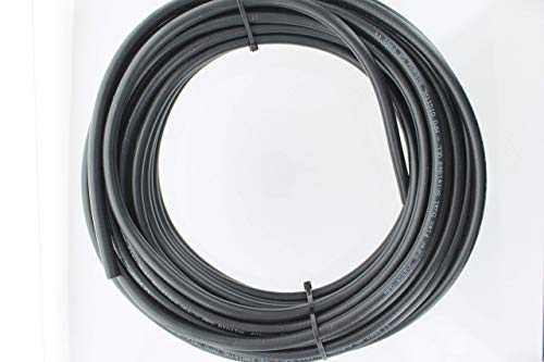 MPD Digital MPD-400 PVC Black Super Flex MPD400 Dual Shielded ULL 50 ohm UltraFlex RF Coax Cable, Coiled with NO Connectors, 50 ft. Buy it now for 57.50