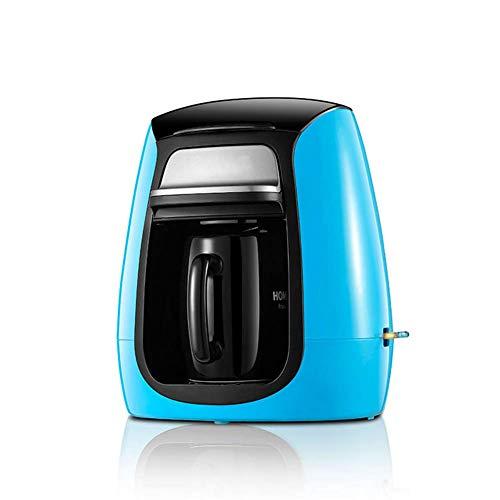 YYAI-HHJU Máquina De Café Hebry con Molinillo De Leche,Filtro De Máquina De Café,Máquina De Té Automática para El Hogar, Taza Única, Oficina Fresca Estadounidense